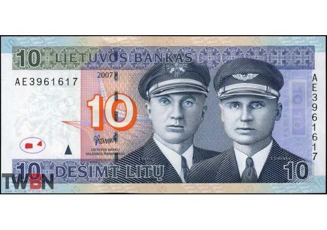 Lithuania P-  68