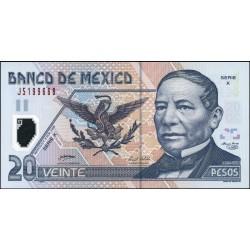 México P-116e_X