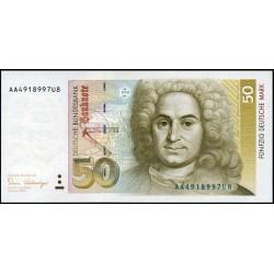 Deutschland - Deutsche Bundesbank P-  40a