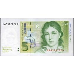Allemagne - Deutsche Bundesbank P-  37
