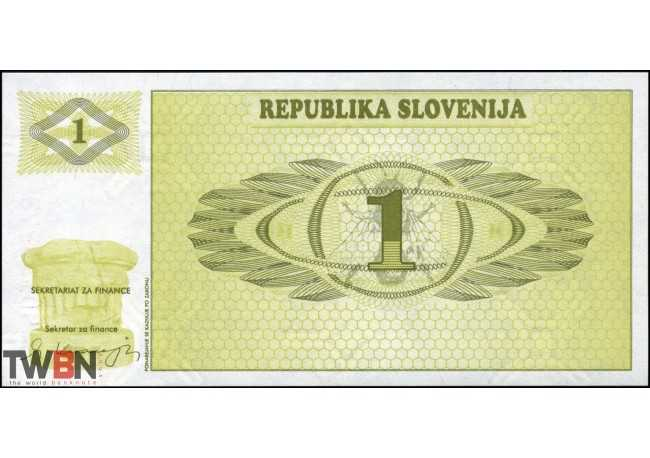 Eslovenia P-   1a