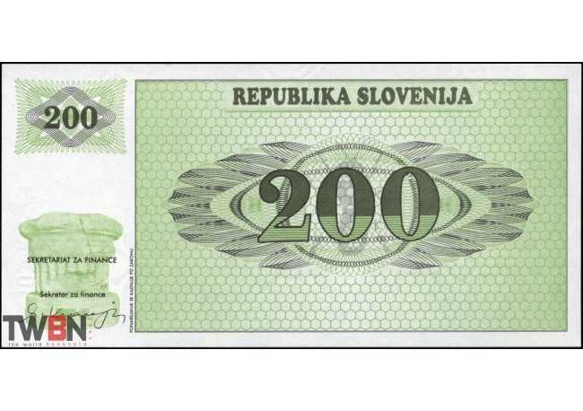 Slovenia P-   7a