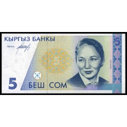 Kirguistán P-   8