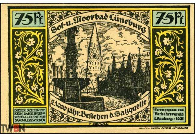 Luneburgo Me 840.1_6/8