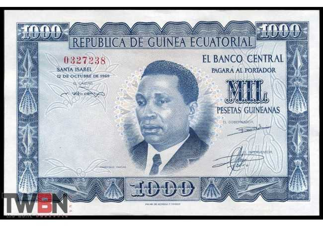 Guinea Ecuatorial P-   3