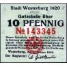 Westerburg W33.5a