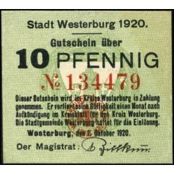Westerburg W33.4a