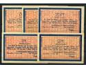 Altona Me 29.2a_cpl(5 billetes)