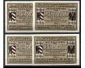 Nuremberg Me 991.1_(complete series - 4 notes)
