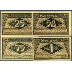 Wernigerode Me 1408.1_cpl(4billetes)