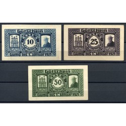 Hamburg Me 536.1b_(complete series - 3 notes)