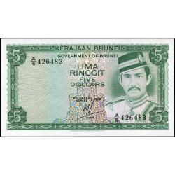 Brunéi P-  7b_1986