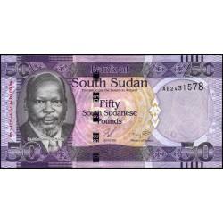 South Sudan P-  9