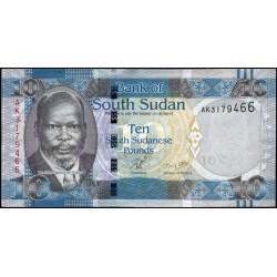 Sudán del Sur P-  7