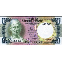 Sierra Leone P-   5e
