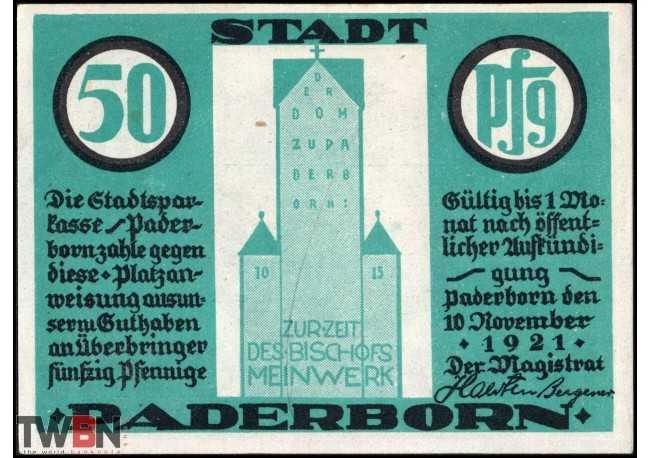 Paderborn  Me 1043.1_1/4
