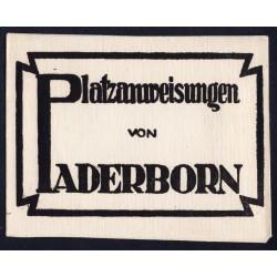 Paderborn  Me 1043.1 embalaje original