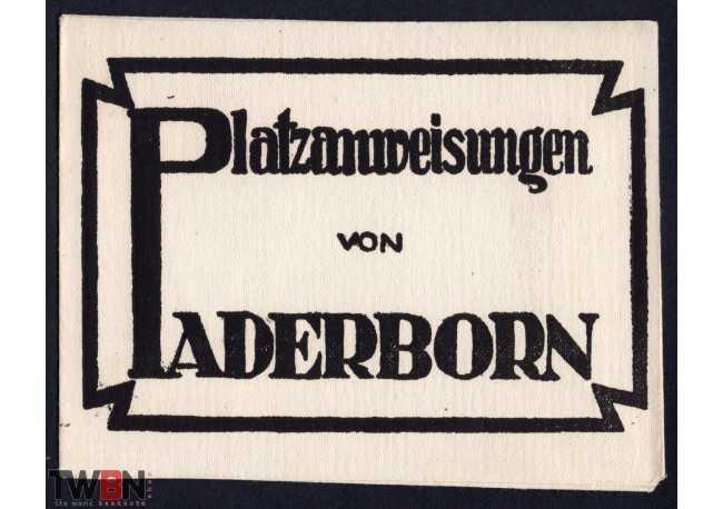 Paderborn  Me 1043.1 original wrapping