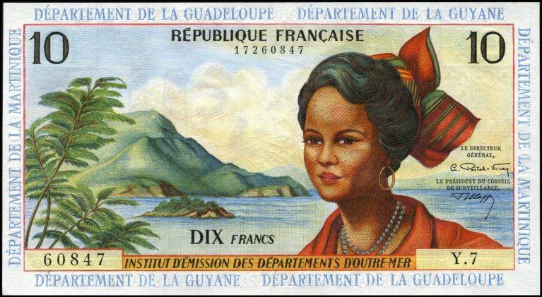Antilles Françaises P-8b